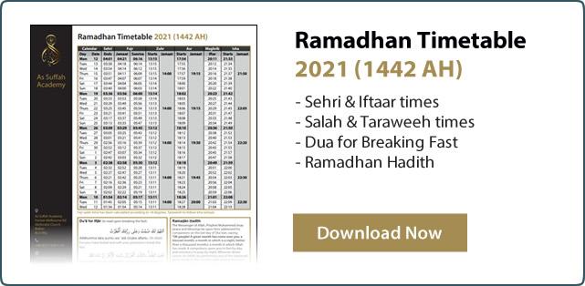 Ramadhan Times